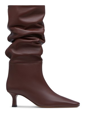 Neous Cynis 55mm Slouchy Napa Knee Boots