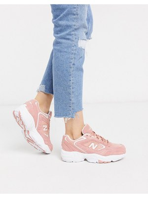 New Balance 452 sneakers in pink