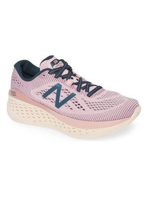 New Balance fresh foam mor running shoe