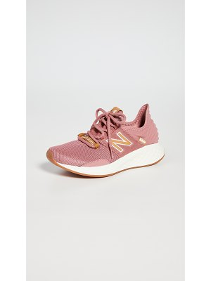 New Balance fresh foam roav boundaries sneakers