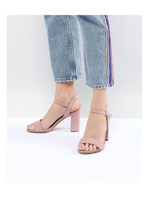 New Look 2-Part Block Heel Sandal