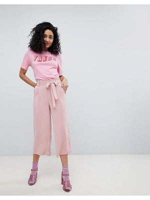 New Look Crop Culottes