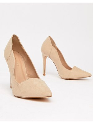 New Look pointed pumps