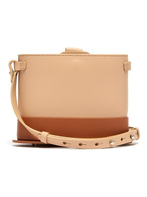 Nico Giani frerea mini leather cross body bag
