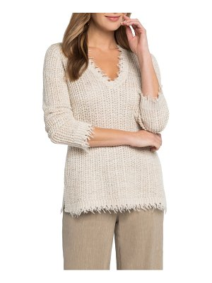 Nic+Zoe golden hour sweater