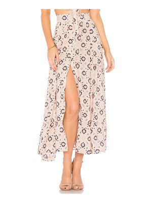 Nightcap Moroccan Tile Skirt
