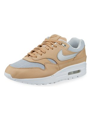 Nike Air Max 1 Mixed-Media Sneakers