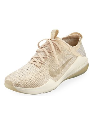 Nike Air Zoom Fearless FlyKnit 2 Metallic Sneakers