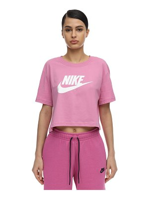 Nike Nsw cropped t-shirt