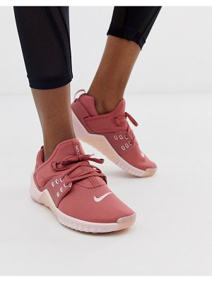 Nike Training free metcon 2 sneakers in pink
