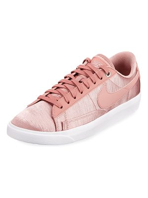 Nike Women's Blazer Leather Low-Top Sneakers