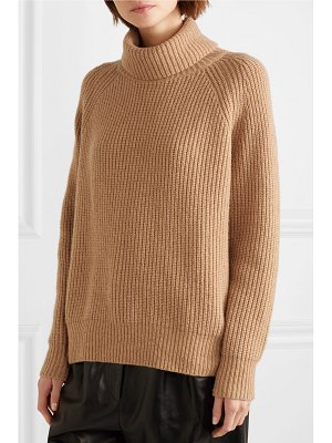 Nili Lotan anitra ribbed cashmere turtleneck sweater