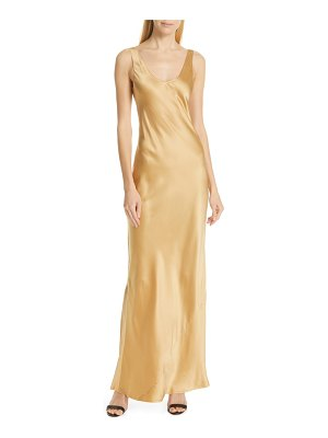 Nili Lotan bazile silk evening dress