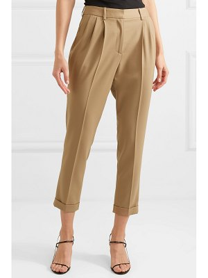 Nili Lotan montana wool-blend tapered pants