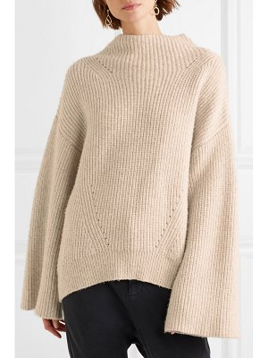 Nili Lotan ronnie ribbed cashmere sweater
