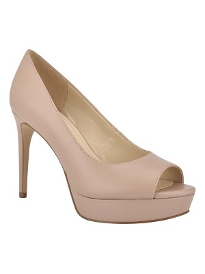Nine West elyse open toe pump