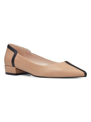 Nine West fautif pointy toe flat