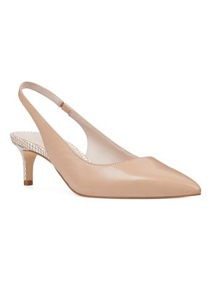 Nine West feliks sling back pump