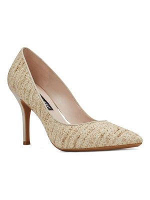 Nine West fifth pointy toe pump