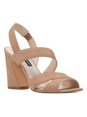 Nine West nohemi block heel sandal