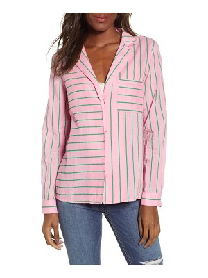 Noisy May jack stripe shirt