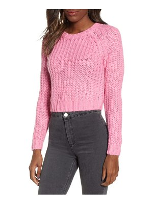 Noisy May morena crop sweater