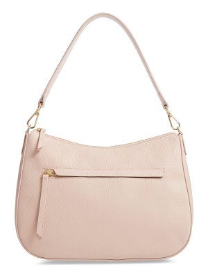 Nordstrom finn convertible leather hobo
