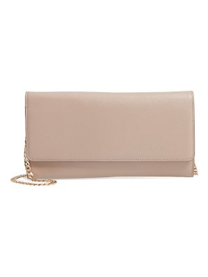 Nordstrom selena leather clutch