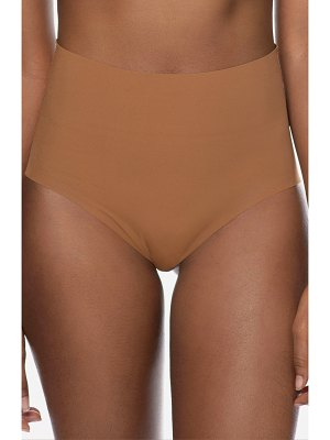 Nubian Skin naked high waist briefs