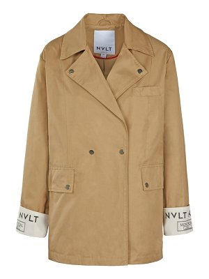 NVLT double breasted jacket