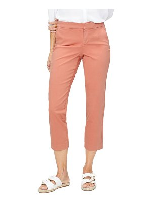 NYDJ everyday cropped trouser pants