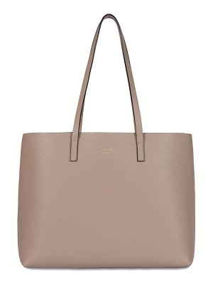 OAD carryall leather tote