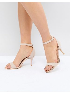 Oasis Barely There Heeled Sandals