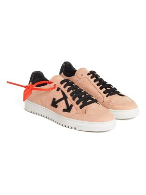 OFF-WHITE arrow sneaker