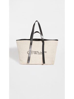 OFF-WHITE commercial tote