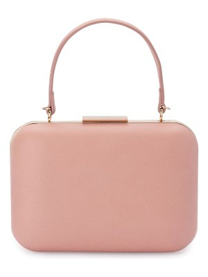 olga berg ruby top handle shoulder bag
