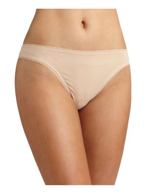 On Gossamer cabana cotton hip-g thong