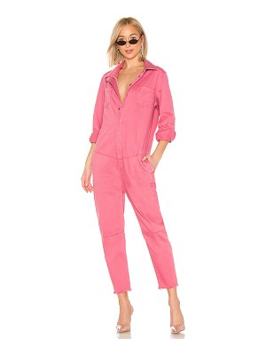 One Teaspoon Paradise Utility Jumpsuit