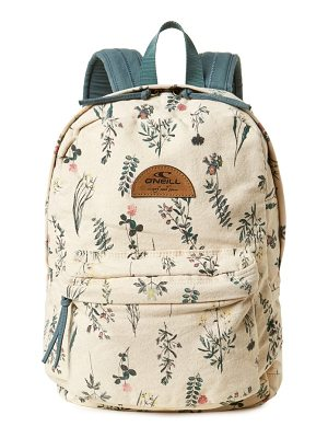 O'NEILL Beachblazer Print Canvas Backpack