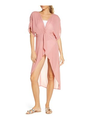 O'Neill saltwater twist cover-up tunic dress