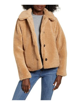 Only emily teddy coat
