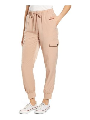 Only medea junia tie waist jogger pants