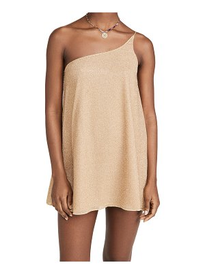 Oseree shimmer cover up dress