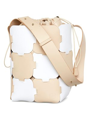 PACO RABANNE Element Check Hobo Bag