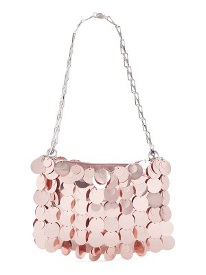 Paco Rabanne sparkle 1969 sequin shoulder bag