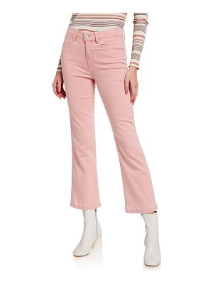 PAIGE Atley Ankle Flare-Leg Jeans