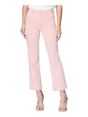 PAIGE atley high waist ankle flare jeans