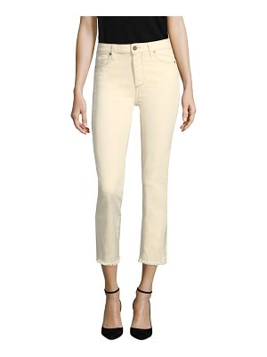 PAIGE Hoxton High Rise Ankle Jeans