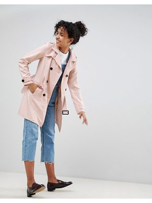 Parisian Classic Trench Coat