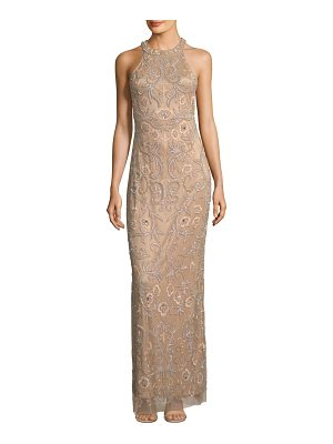 Parker Black ellie embellished gown